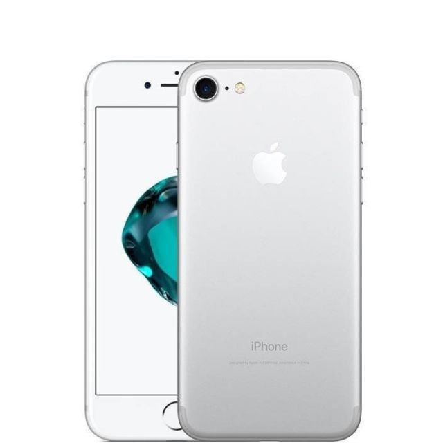 Iphone 7 Apple Silver- 256 GB Modelo A1778
