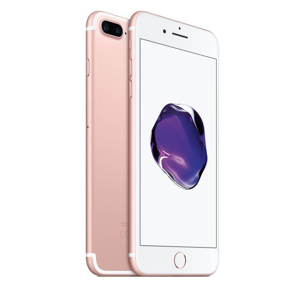 Iphone 7 Plus Apple 32GB A1661 Rose Dourado