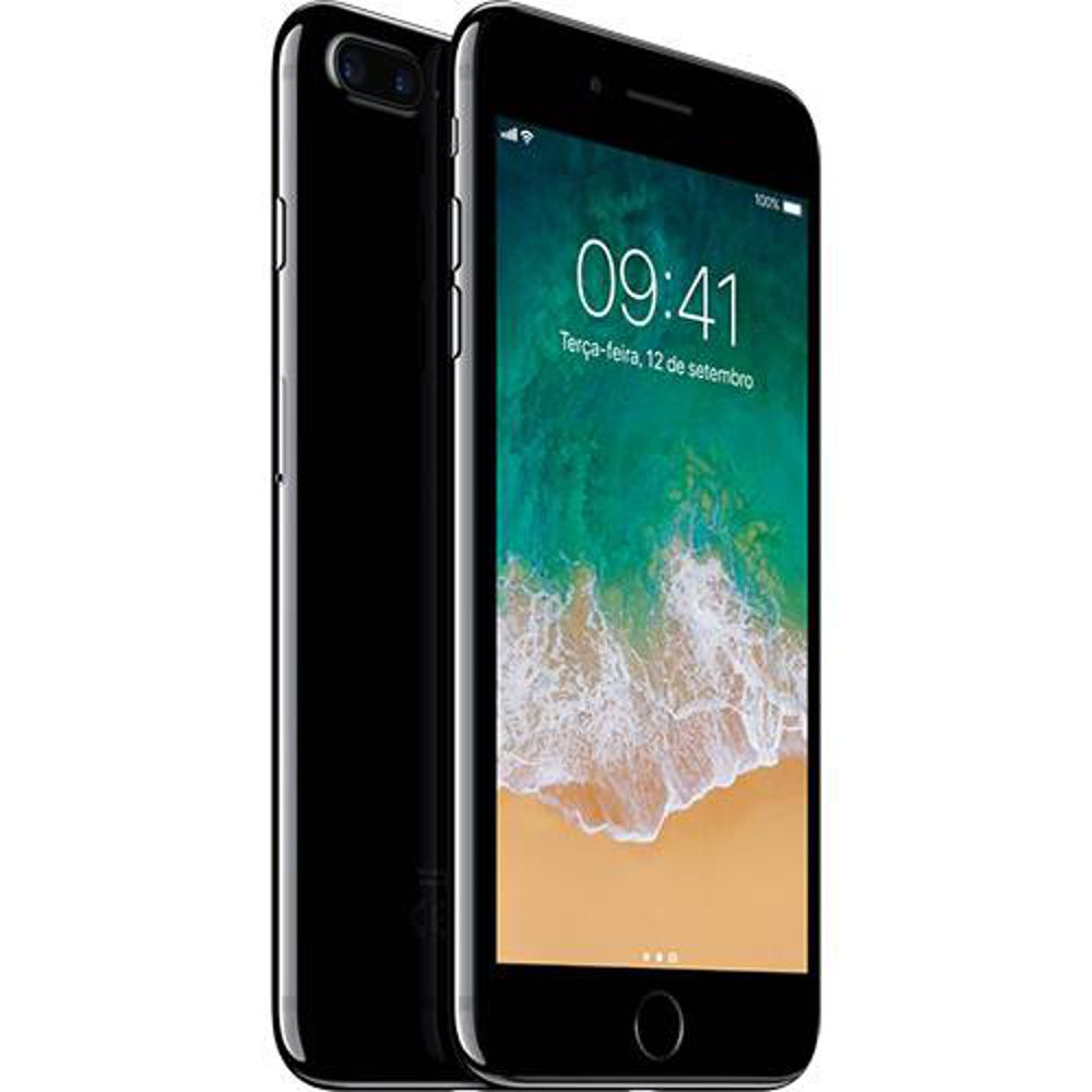 Iphone 7 Plus Apple 32GB Preto Brilhante A1661