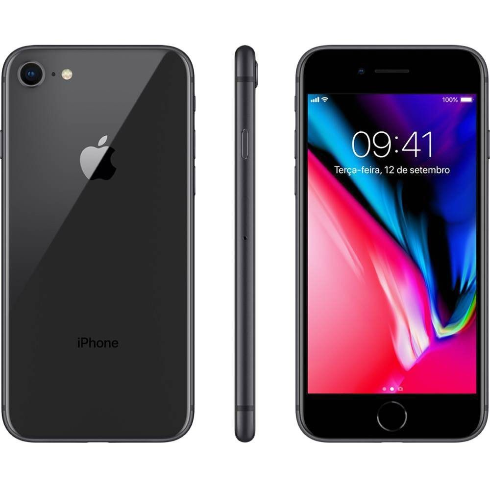 Iphone 8 Apple 64GB Space Gray A1905