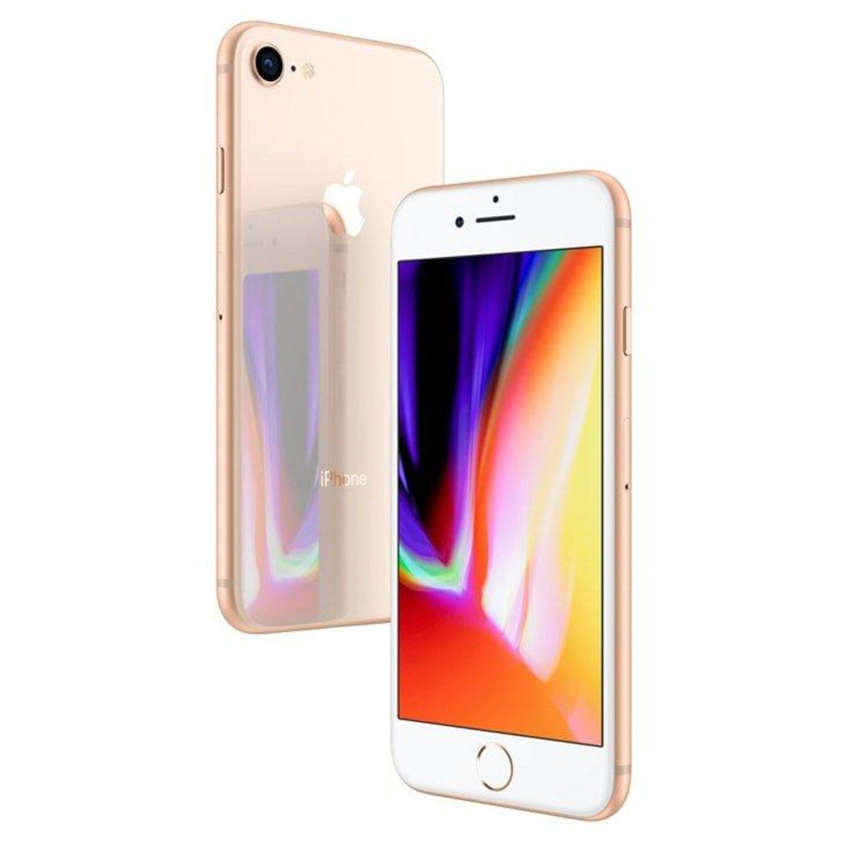 Iphone 8 Apple 256GB IOS 11 Dourado de 4.7