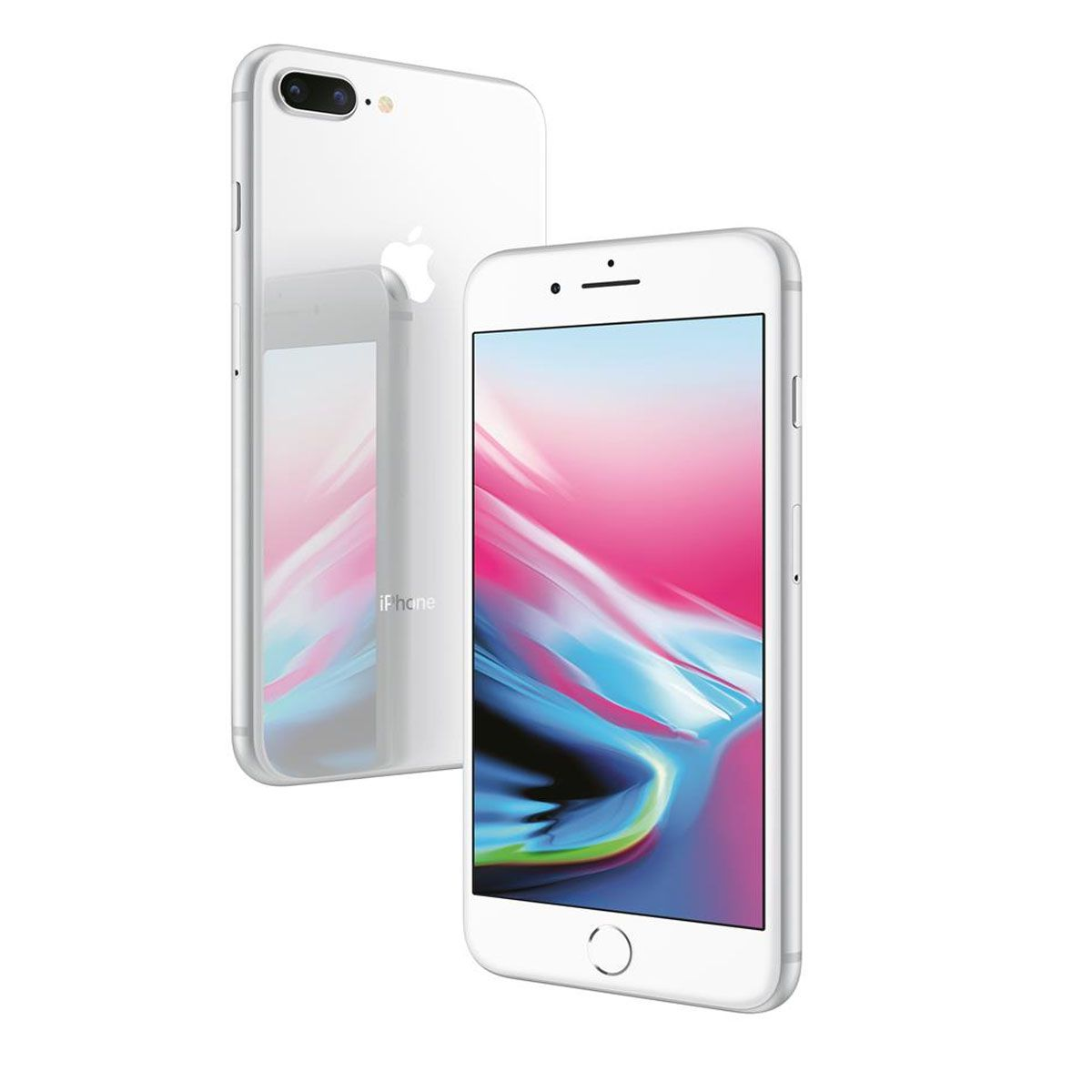 iPhone 8 Plus Apple 128GB Model 1897 Silver/Prata