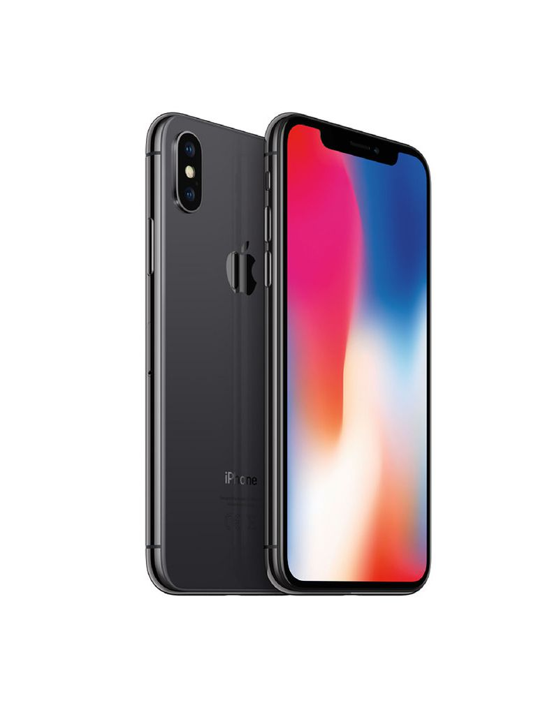 Iphone X 64gb Apple iOS 12 Space Gray