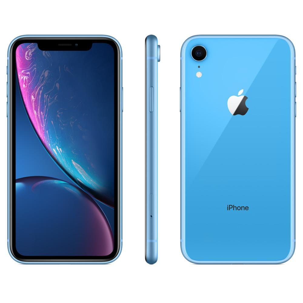 IPhone XR 128GB  Apple Azul
