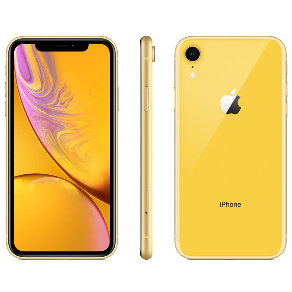 IPhone XR 256GB Apple Amarelo