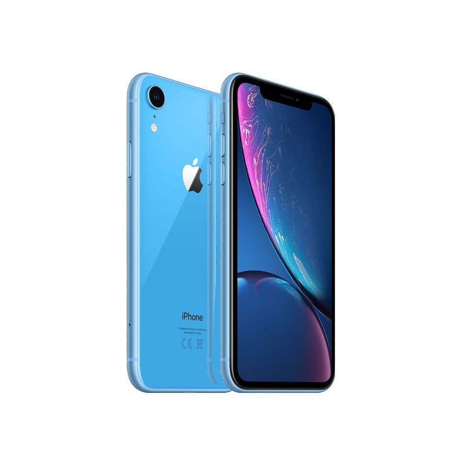 IPhone XR 256GB Apple Azul