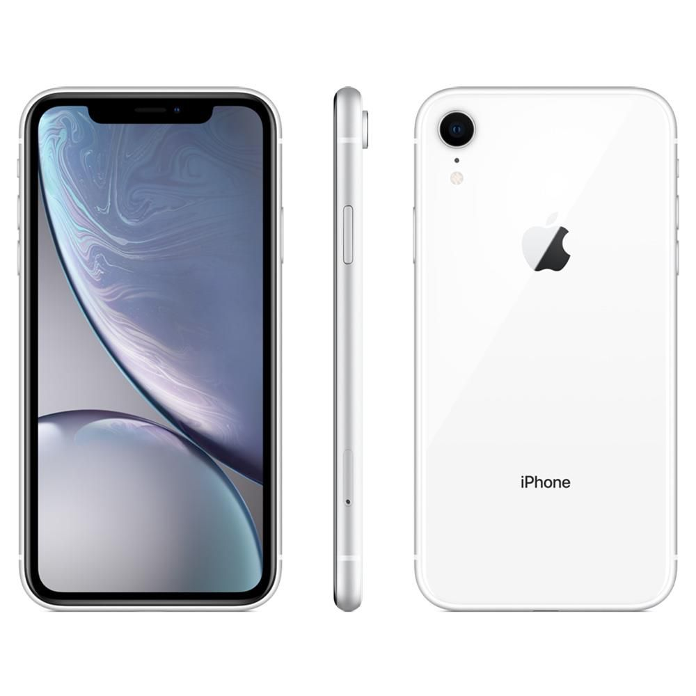 IPhone XR 64GB Apple Branco