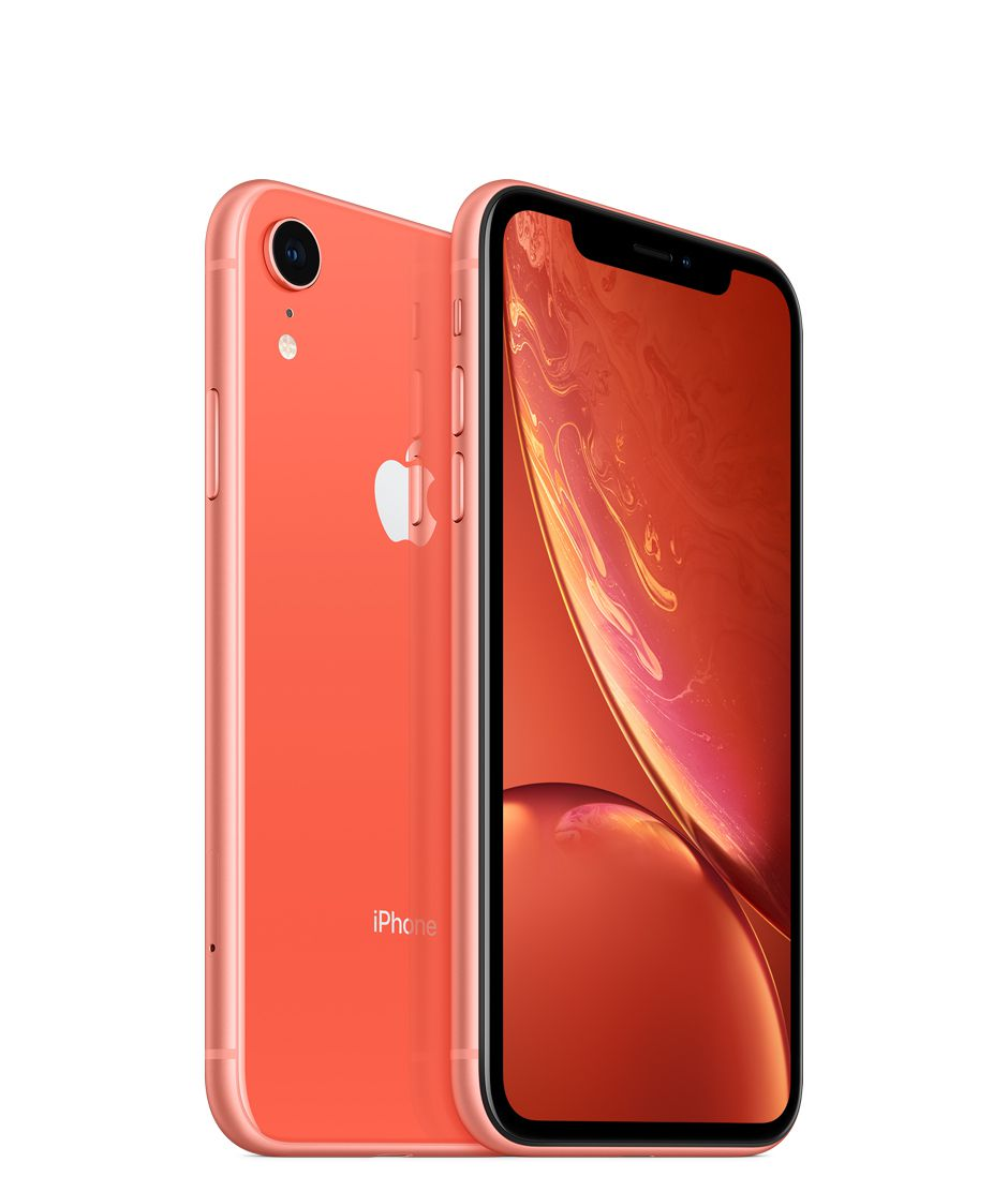 IPhone XR 64GB Apple iOS 12 Coral