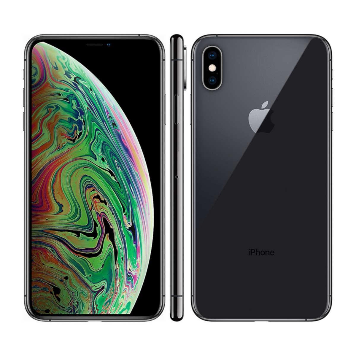 iPhone Xs 64GB Apple Preto