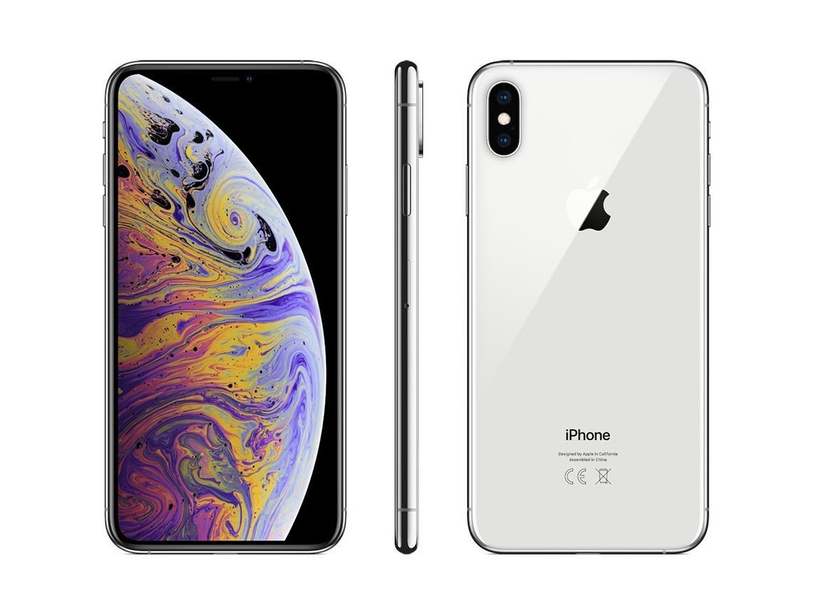 Iphone Xs Max 256GB Apple Silver A2101