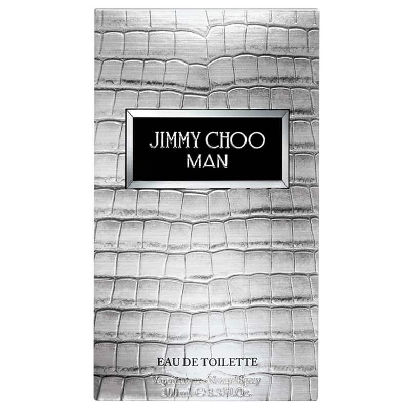 Perfume Jimmy Choo Man Eau de Toilette Masculino 100ml