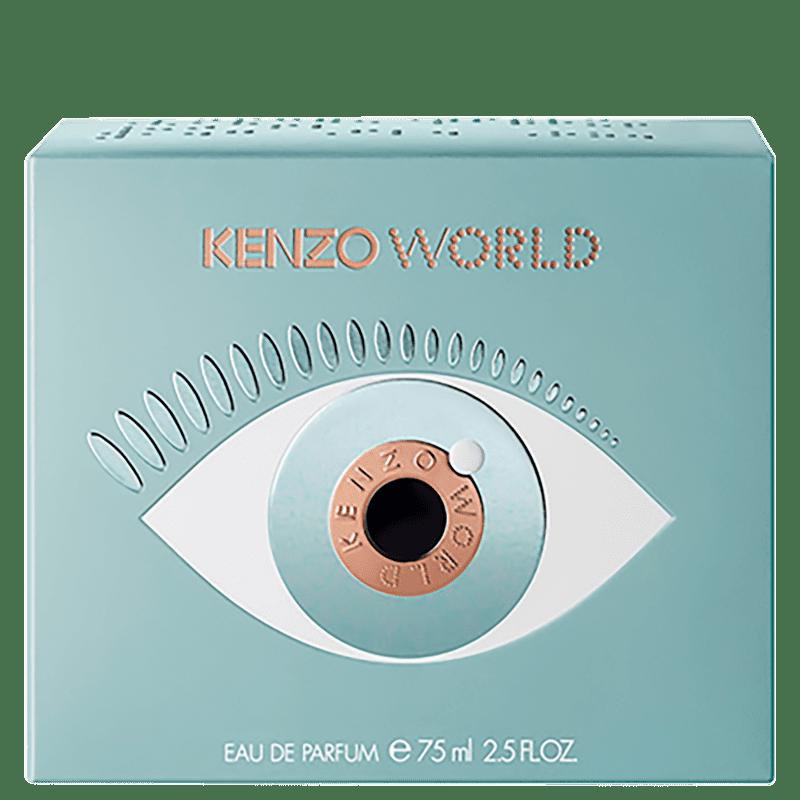 Perfume Kenzo World Eau de Parfum Feminino 75ml