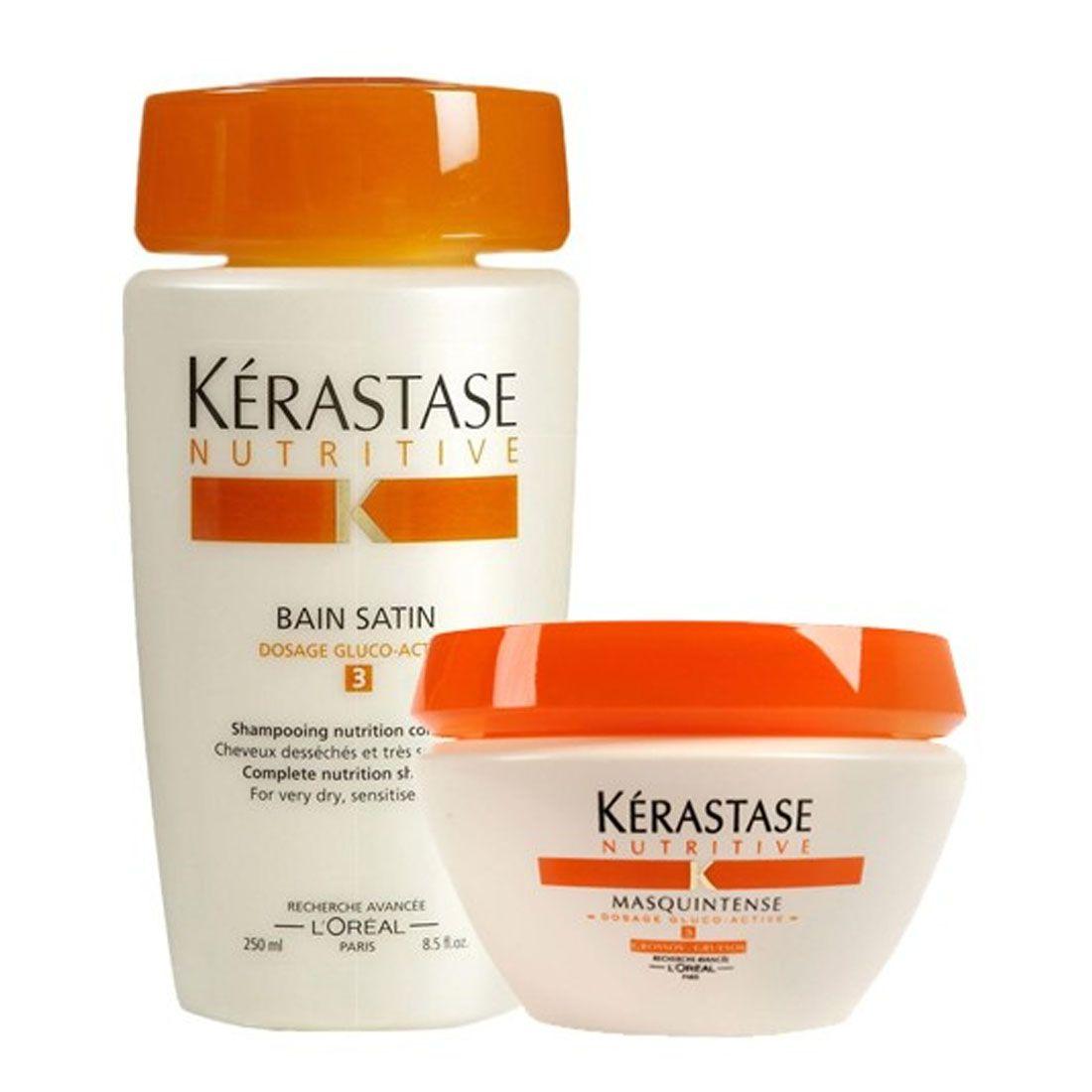 Kit Capilar Kérastase Nutritive Masquintense