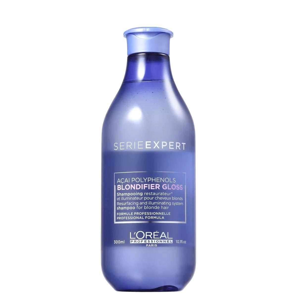 Kit Loreal Expert Blondifier Gloss