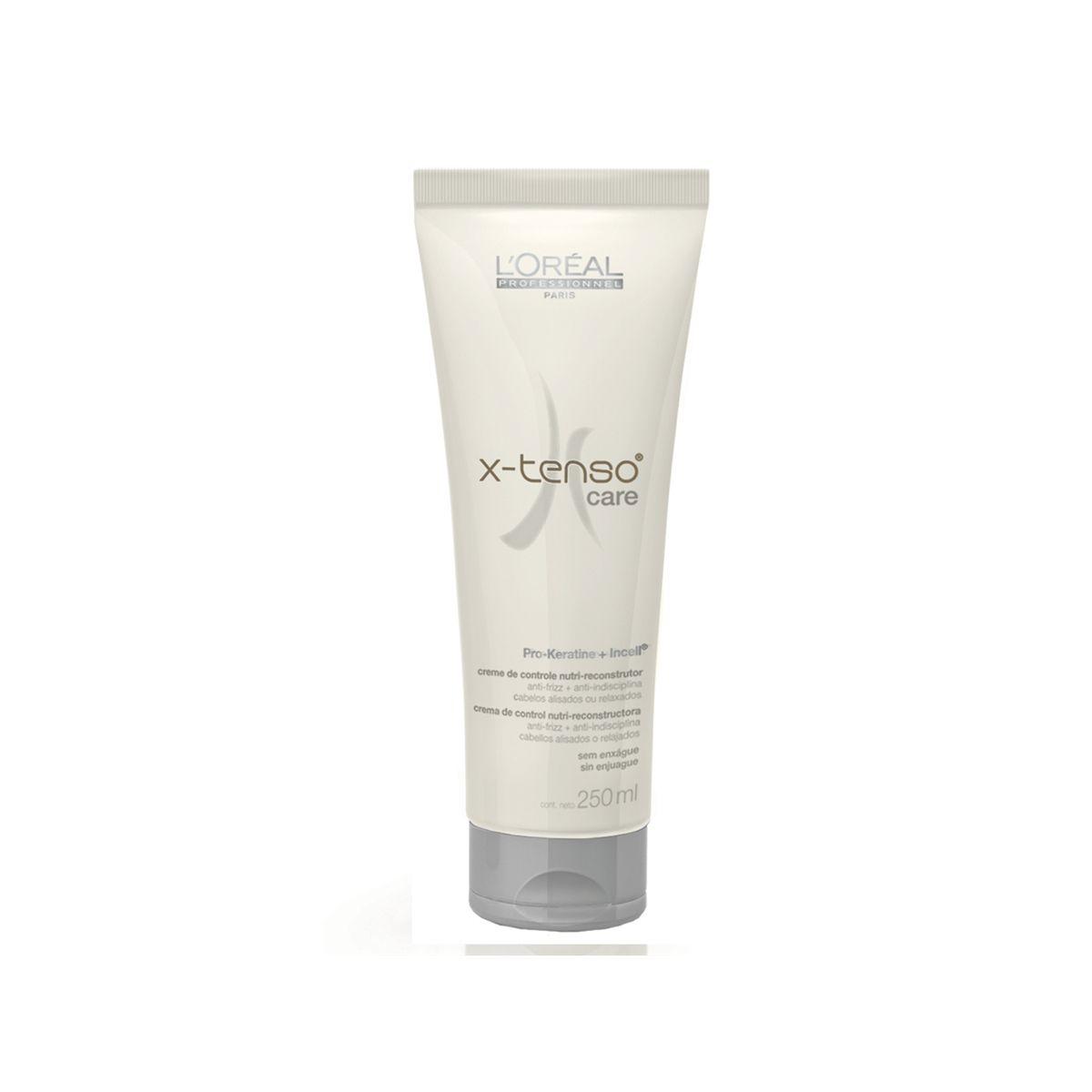 Kit Loreal X-tenso Care Pro-Keratine Shampoo 300ml + Condicionador 200ml