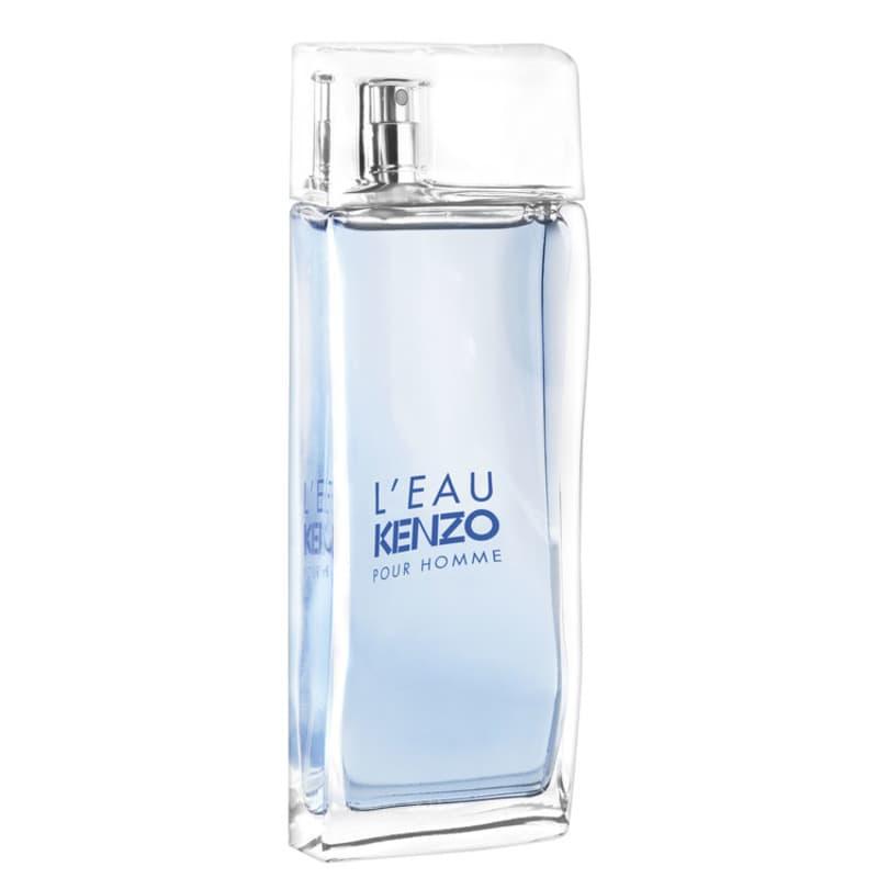 Perfume L'Eau Kenzo Pour Homme Eau de Toilette Masculino 100ml