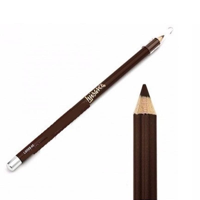 Lápis para Olhos Marrom L887-M Luisance