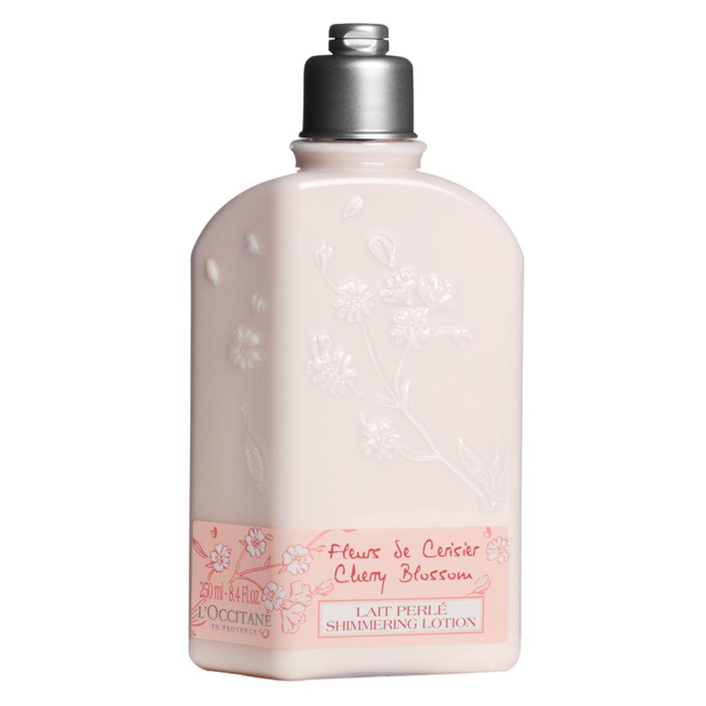 Loção Corporal L'occitane Desodorante Flor de Cerejeira 250ml