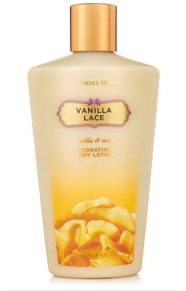 Loção Hidratante Victoria's Secret Vanilla Lace 250ml