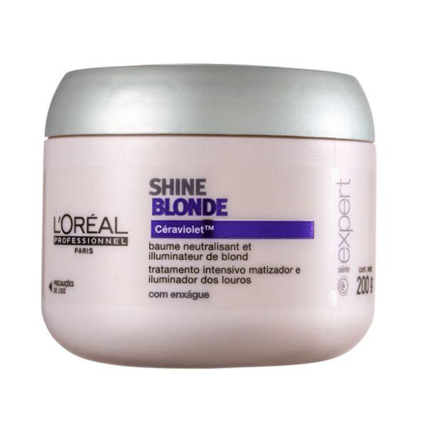 Mascara Matizadora Loreal Shine Blonde 200 g