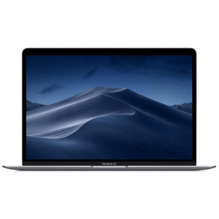 "MacBook Air 2019 Apple 13,3"" 8GB SSD 128GB Intel Core i5 dual core de 1,6GHz Cinza Espacial"