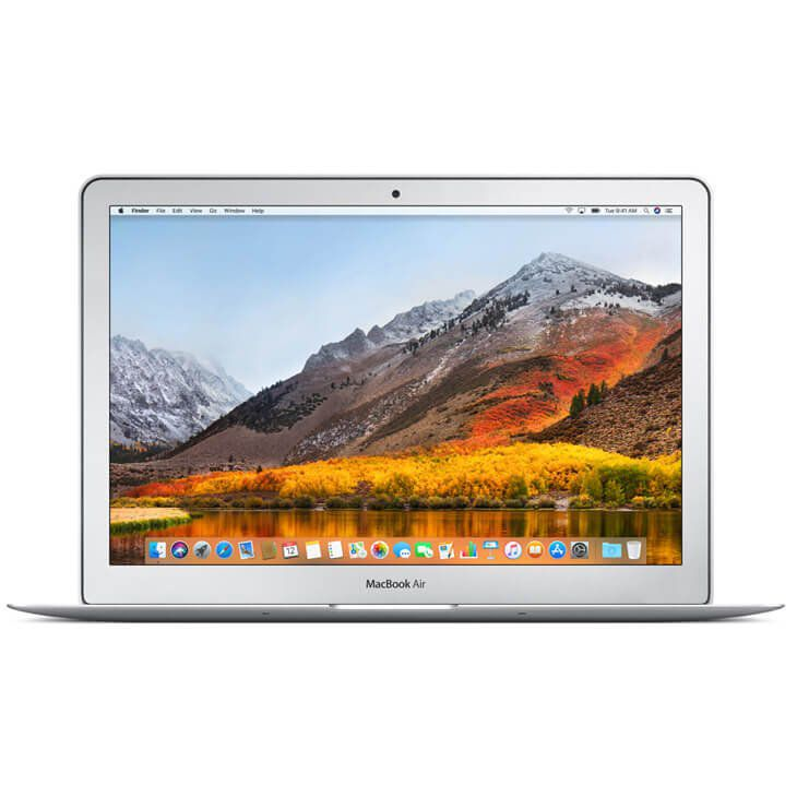 "MacBook Air 2017 Apple 13,3"", 8GB, SSD 128GB, Intel Core i5 dual core de 1,8GHz Prata"