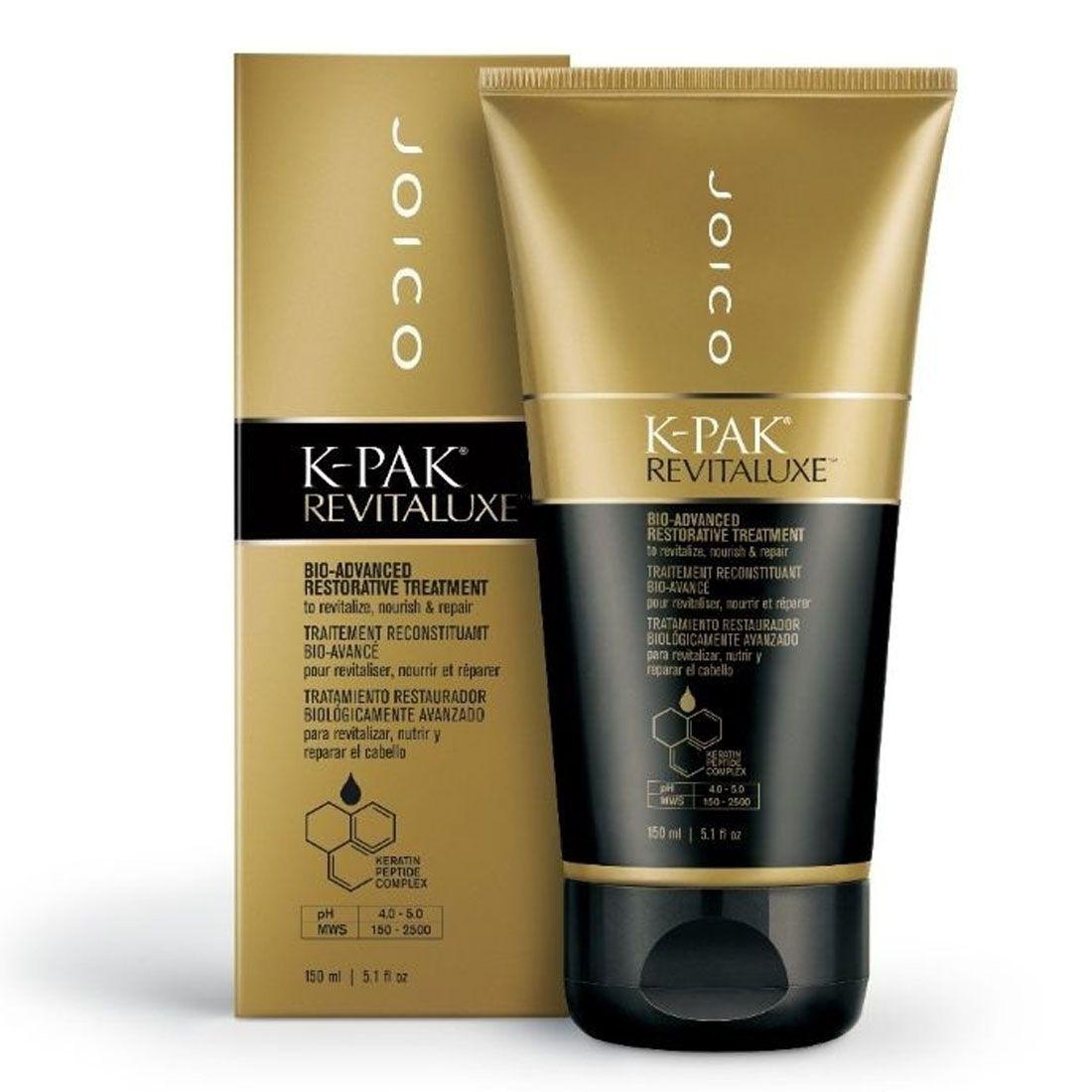 Máscara Joico K-Pak Revitaluxe Bio-Advanced Restore 150ml