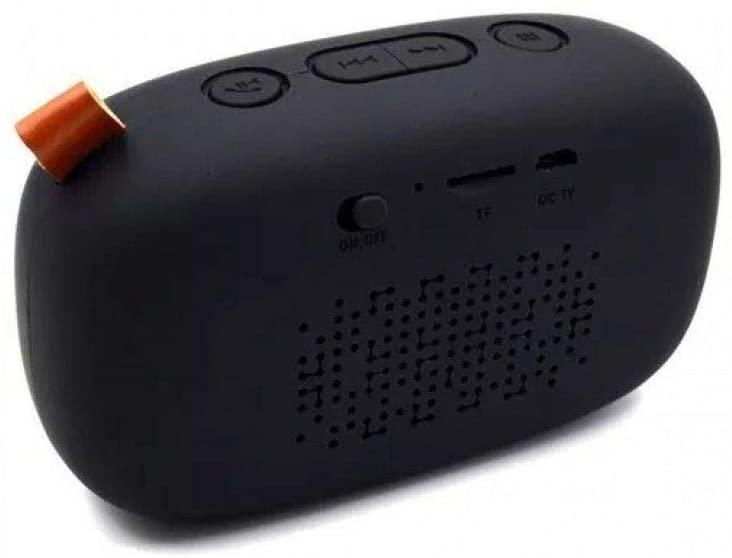Mini Caixa de Som Bluetooth Awei Y900 Preto Portátil