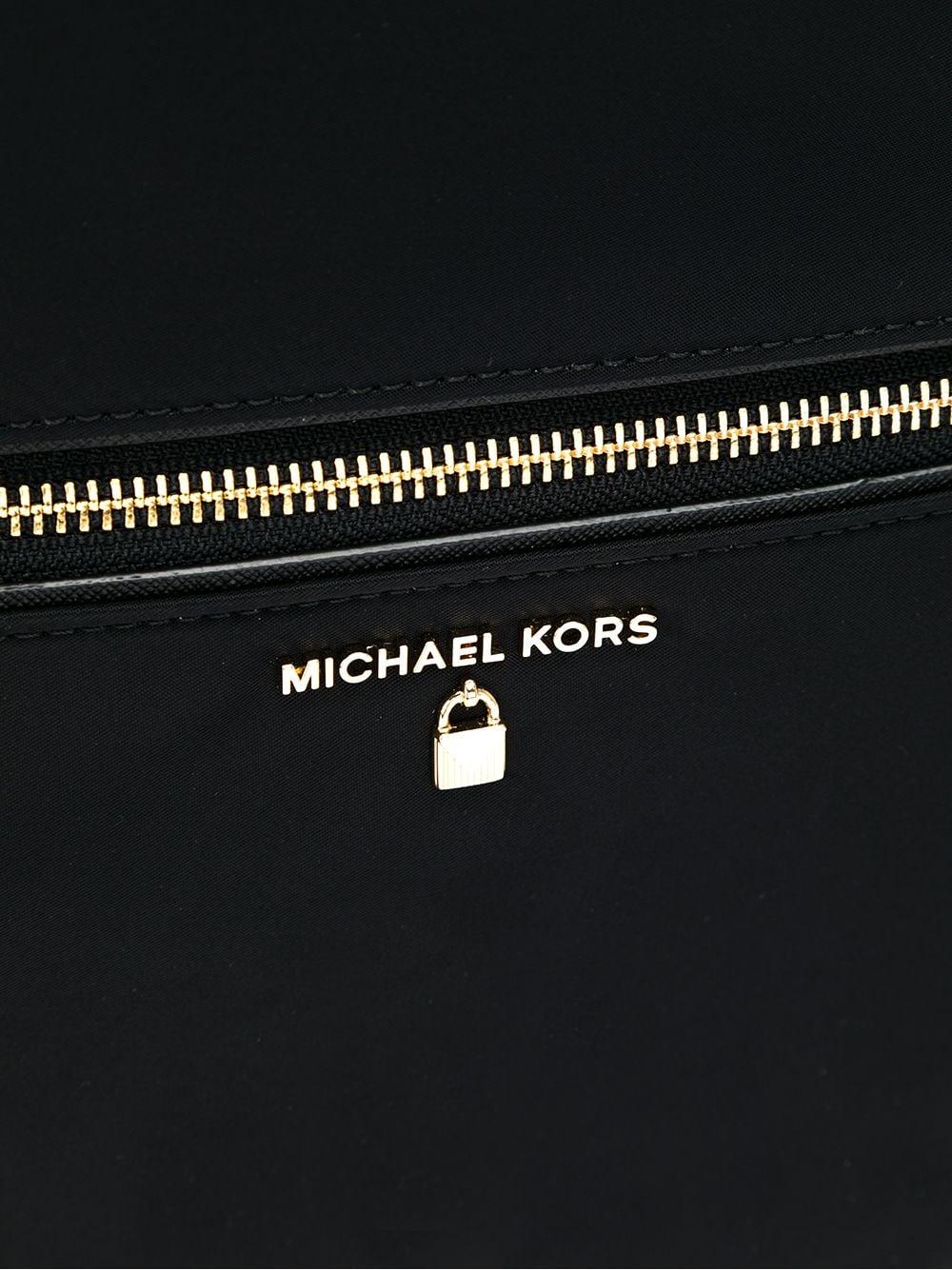 Mochila Michael Kors Kelsey Nylon Preto