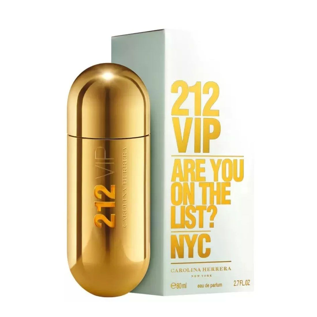 Perfume 212 Vip Eau De Parfum 80ml