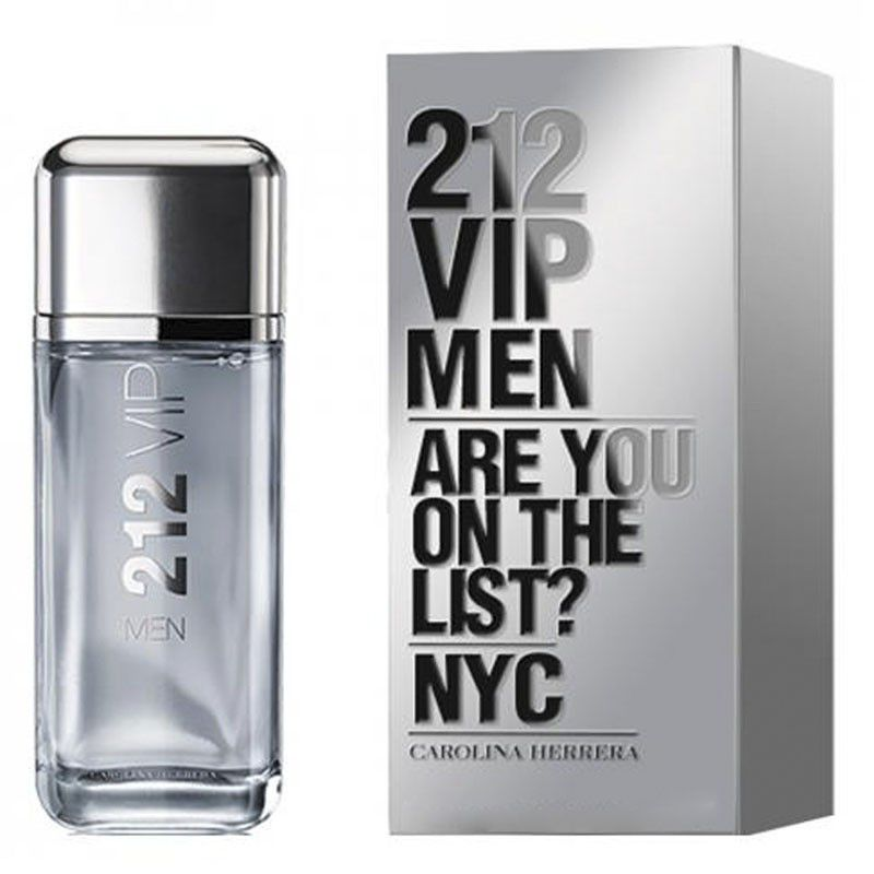 Perfume 212 Vip Men Carolina Herrera 200ml
