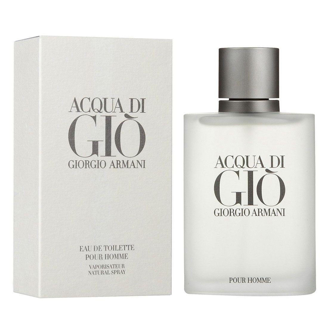 Perfume Acqua di Gio 100ml Giorgio Armani Eau de Toilette