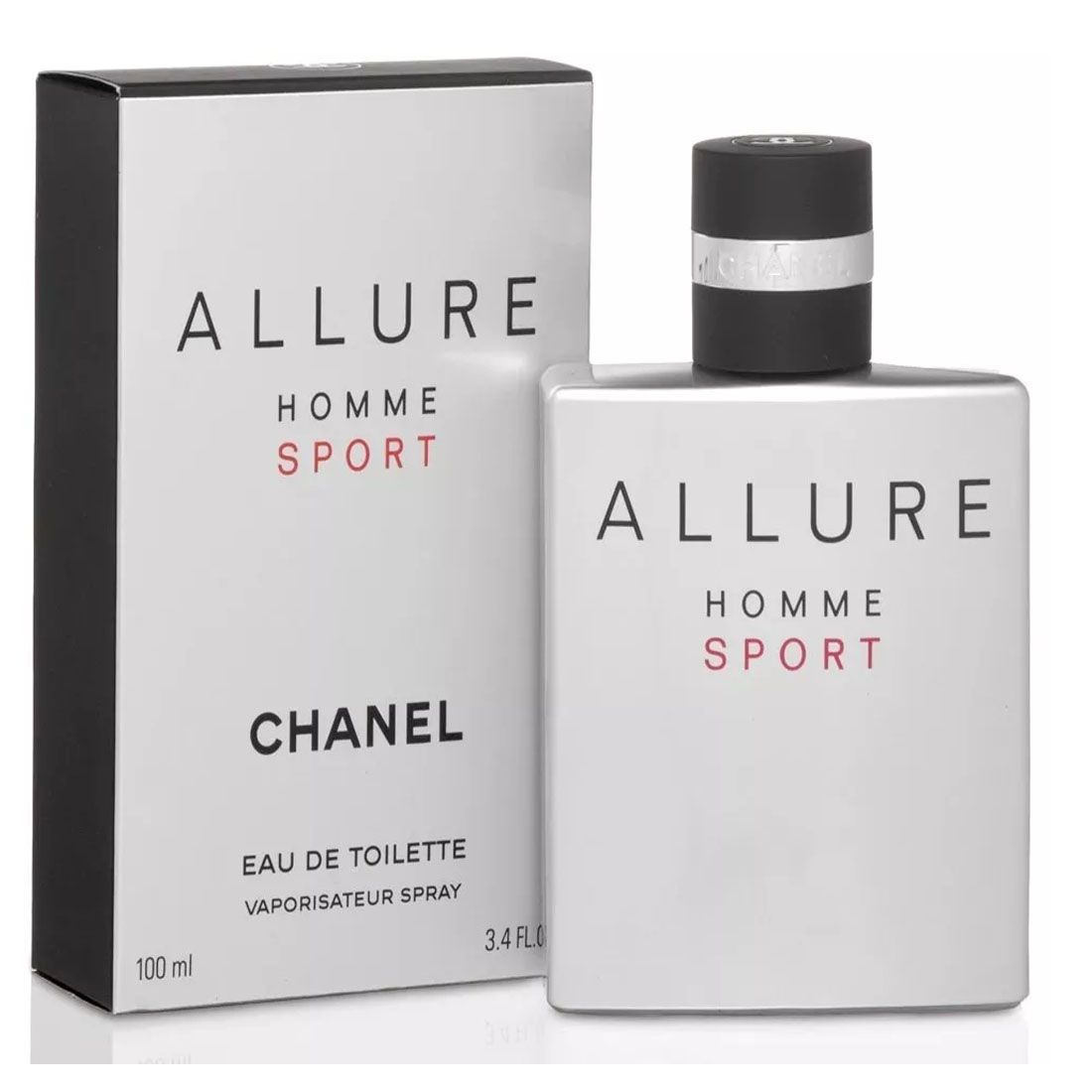 Perfume Allure Homme Sport Chanel 100ml