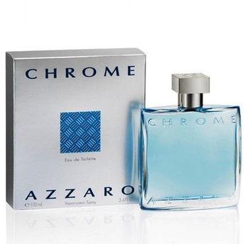 Perfume Azzaro Chrome 100ml Eau de Toilette