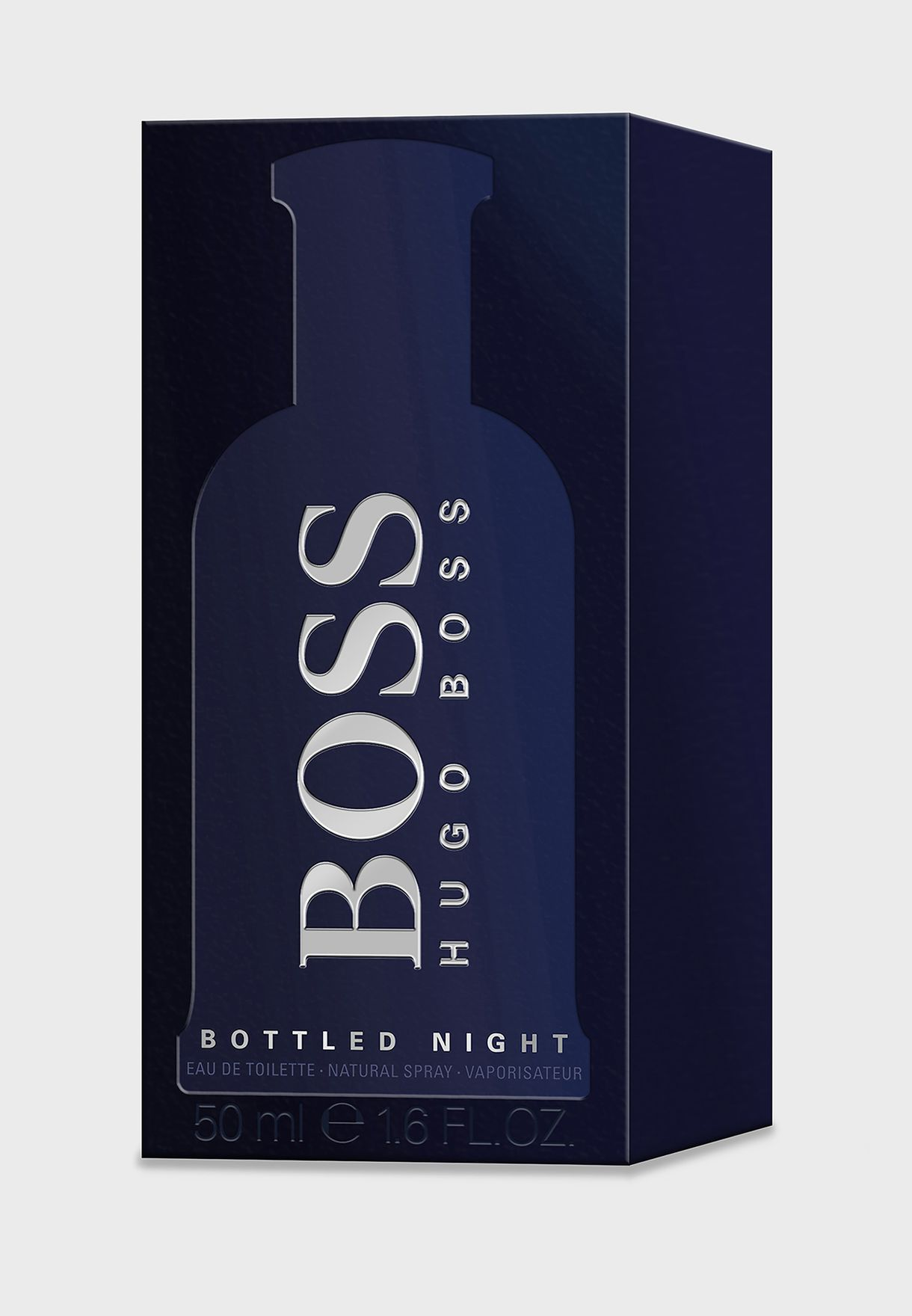 Perfume Hugo Boss Bottled Night 50ml Original
