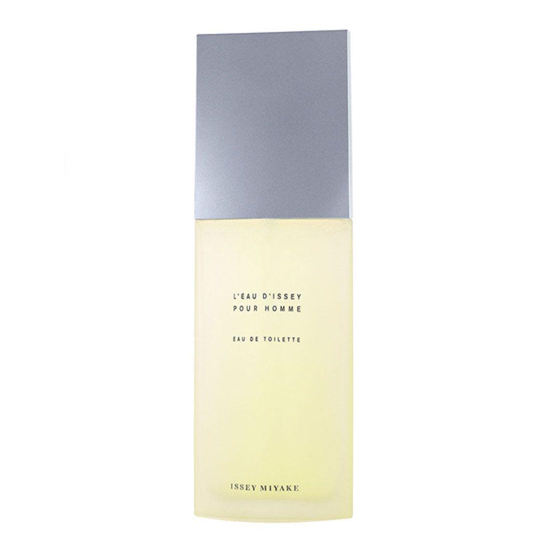 Perfume L'eau D'issey Pour Homme 125ml Eau de Toilette