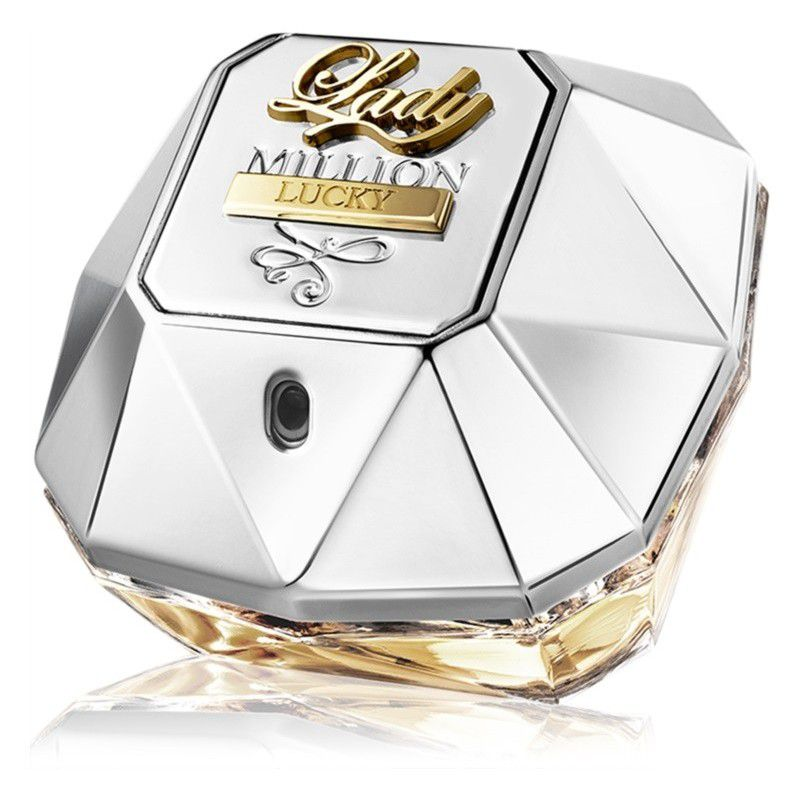 Perfume Lady Million Lucky Paco Rabanne Eau de Parfum 80ml