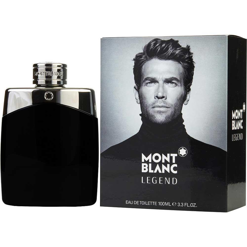 Perfume MontBlanc Legend Eau de Toilette 100ml