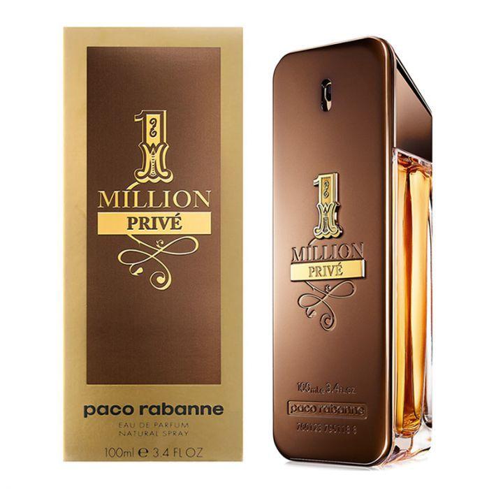 Perfume One Million Prive Paco Rabanne Eau de Parfum 100ml