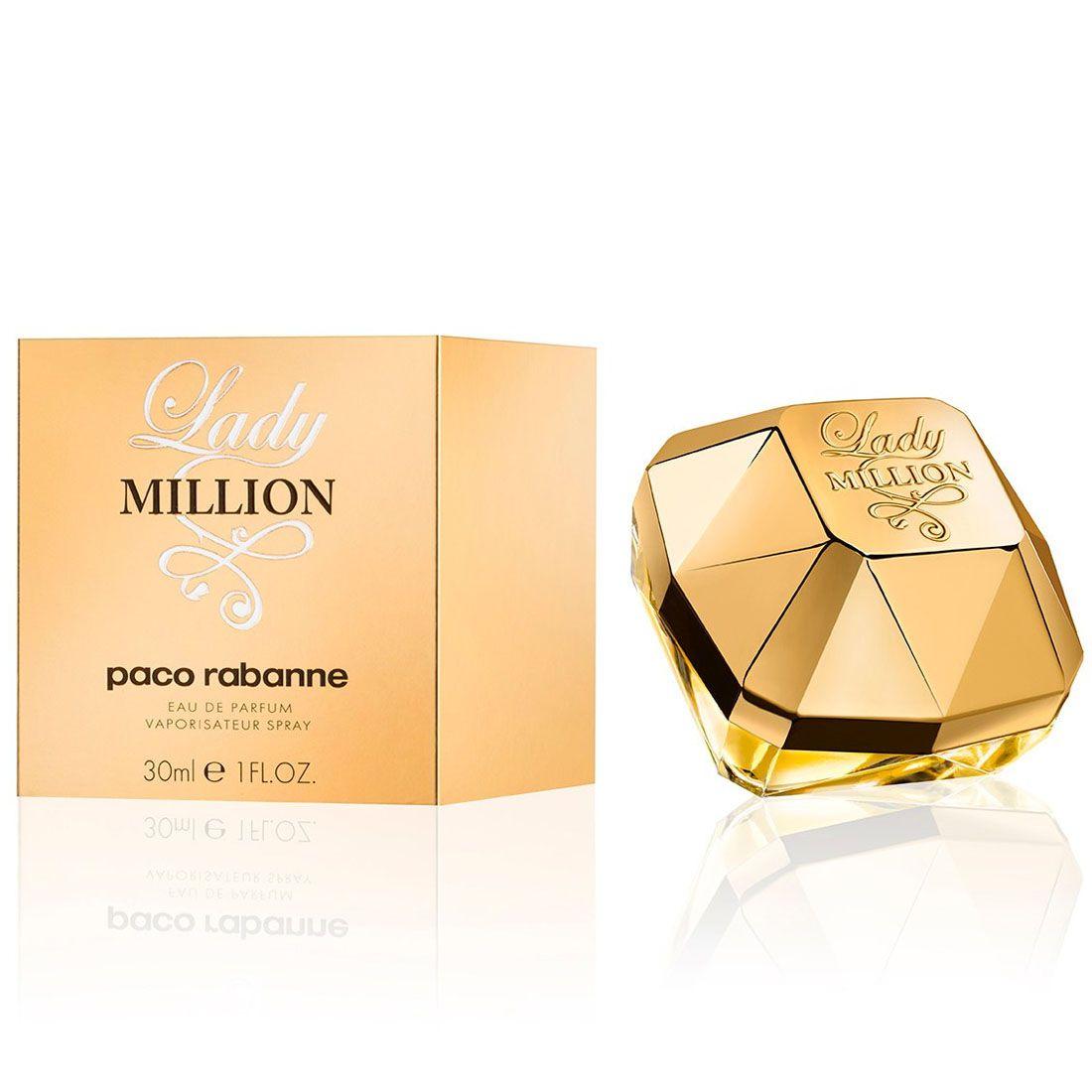Perfume Paco Rabanne Lady Milion 80mL