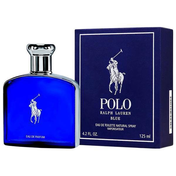 Perfume Polo Ralph Lauren Blue 125ml Eau De Toilette
