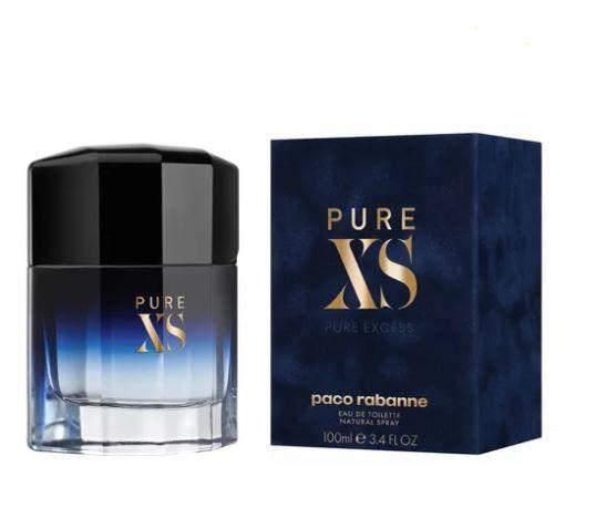 Perfume Paco Rabanne Pure XS 100ml Eau de Toilette