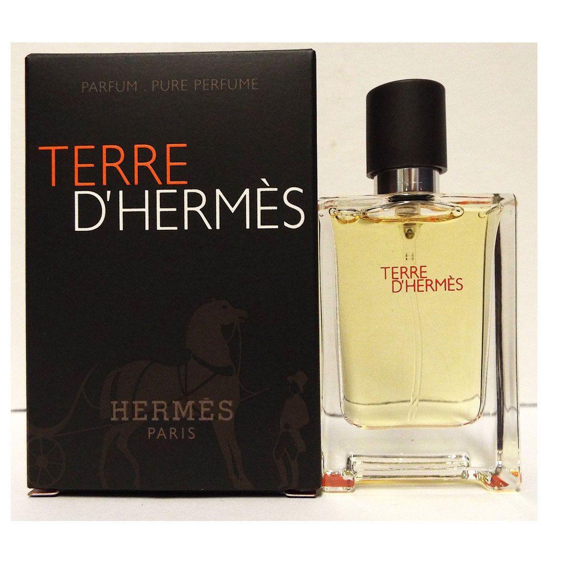 Perfume Terre D'Hermès 100ml Eau de Toilette