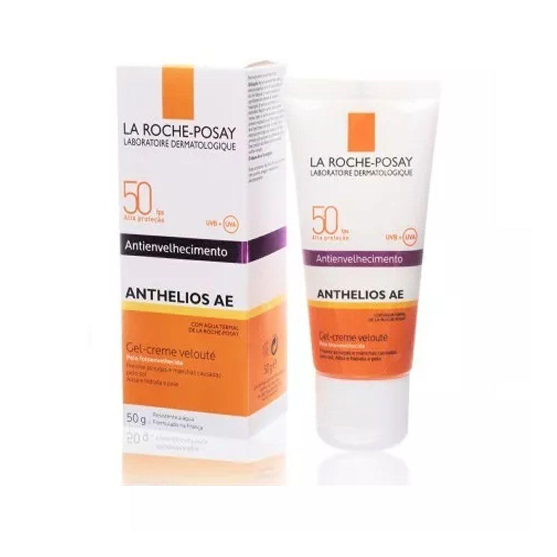 Protetor Solar La Roche-posay Anthelios Ae Gel-creme Fps 50