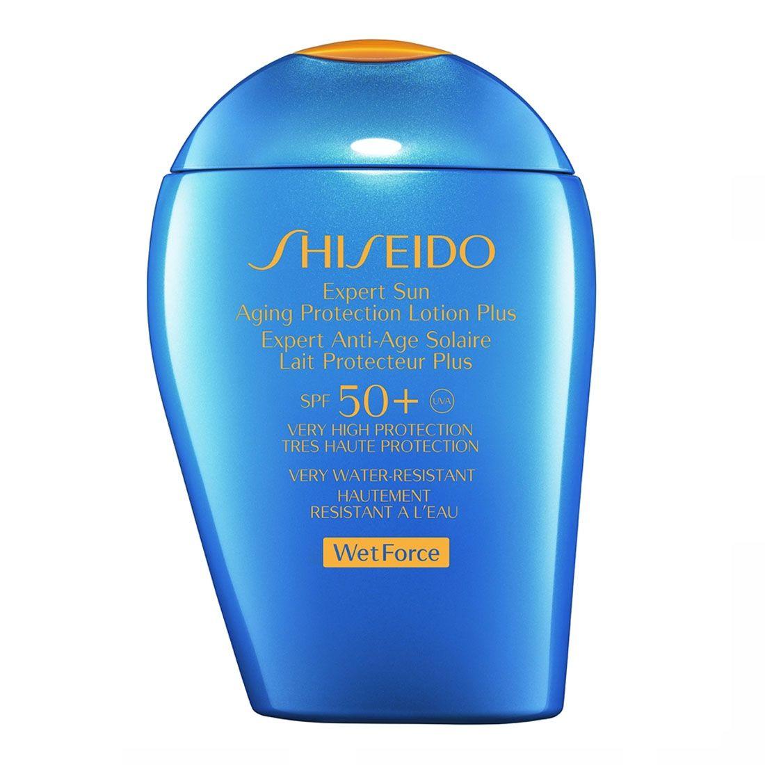 Protetor Solar Shiseido Expert Sun 50FPS 100ml