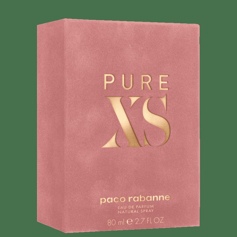 Pure XS For Her Paco Rabanne Eau de Parfum Perfume Feminino 80ml