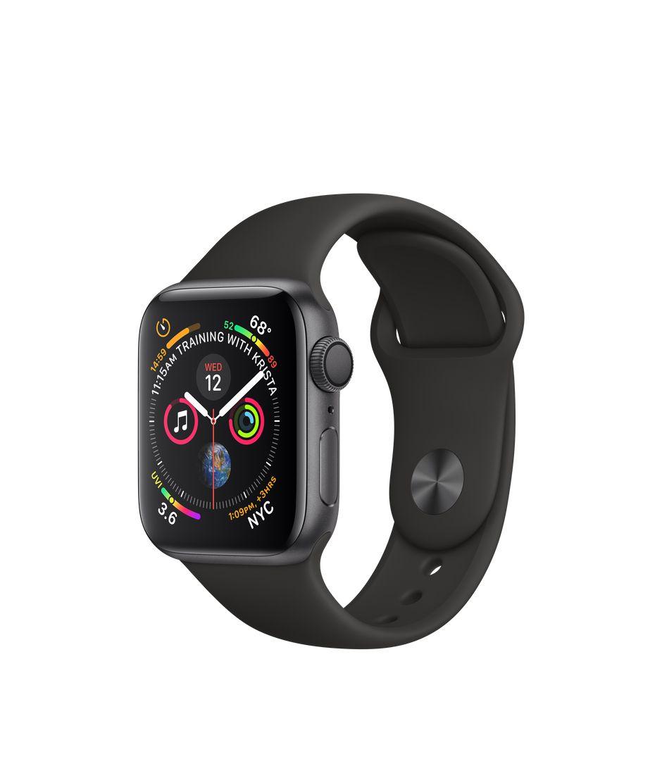 Relógio Apple Watch S4 Space Gray 44 mm A1978 GPS + Celular