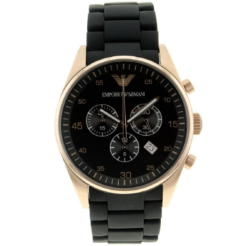 5872c5541 Relógio Empório Armani Masculino AR5905 - JP Import - Produtos ...