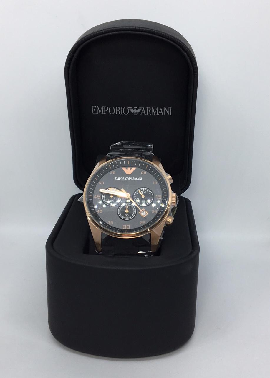9bd20f3ece5 Relógio Empório Armani Masculino AR5905 - JP Import - Produtos ...