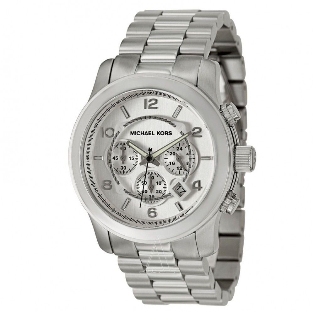 Relógio Michael Kors Mk8086 Prata
